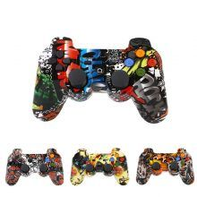 EastVita mutil-colored wireless bluetooth gamepad for Pro controller Gamepad Dualshock Joystick for Consoles