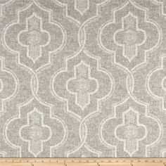 Premier Prints Newport Cove from @fabricdotcom  Screen printed on cotton duck, this versatile medium-weight fabric is perfect for window accents (draperies, valances, curtains, and swags), accent pillows, duvet covers, and upholstery projects. Colors include shades of taupe grey.