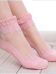 női csipke szemszögéből zokni