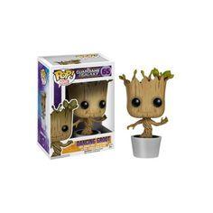 Pop Marvel Les Gardiens de la Galaxie Dancing Groot - Autres figurines et répliques - Fnac.be