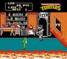 So good. Arcade and NES. Never forget the healing power of pizza. #8bit
