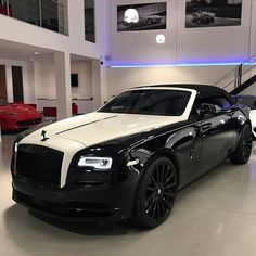 This One Looks Bad Carotorcycles Rolls Royce Dawn