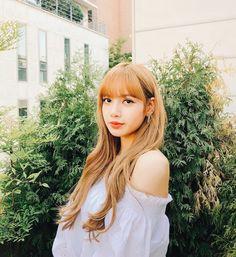 so lovely 🌻🌸 _ Blackpink Lisa, Flower Girl Dresses, Long Hair Styles, Photo And Video, Wedding Dresses, Instagram Posts, Beauty, Religion, Fashion