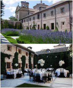 A Destination Wedding in Spain: The 73 Most Amazing Venues Outdoor Wedding Reception, Best Wedding Venues, Destination Wedding, Hotel W, Gran Hotel, Ibiza Resorts, Places In Spain, Garden Villa, My Perfect Wedding