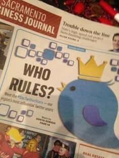 We're having a Twitter Party - June 5th 6:30 - 8pm - Meet some of Sacramento's Twitter Stars as named by the Sacramento Business Journal. Click thru for all the details
