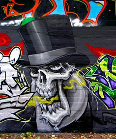 Graffiti Hamburg, Germany....#hiphop #beats updated daily => http://www.beatzbylekz.ca