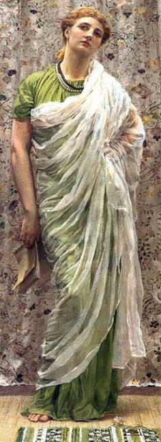 Albert Joseph Moore-The End of the Story
