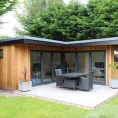 Garden Cabins, Stone Landscaping, Local Builders, Garden Studio, Garden Office, Garden Design, Wordpress, Shed, Home And Garden