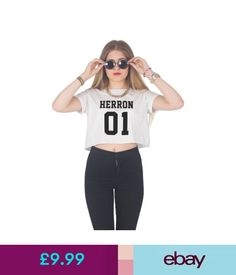 295784397ede67 Tops   Shirts Besson 98 Crop Top Shirt Fangirl Why Don T We Seavey Boyband