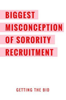 One of the biggest misconceptions in sorority recruitment is the sorority ONLY has to impress you. They are trying to win you over? Sorority Rush Week, Sorority Rush Outfits, Sorority Recruitment Outfits, College Dorm Essentials, Two Way Street, College School Supplies, College Notes, College Survival, Student Life