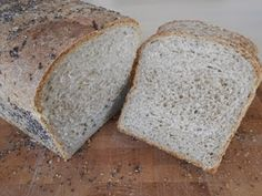 Brood bakken met speltmeel