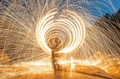 A complete guide on how to do steel wool photography, covering everything from the gear you'll need to some creative ideas to try out.