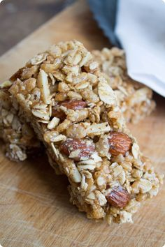 Savory No Bake Honey