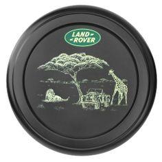 Land Rover Rigid Tire Cover - Safari