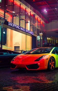 Lamborghini Gallardo (via) Supercars Photography