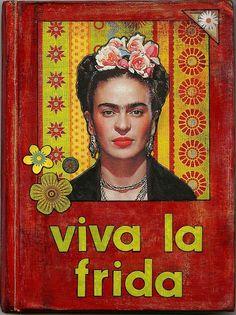 Frida journal cover