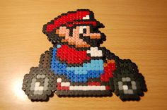 mario brothers fabric blocks - Google Search