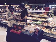 Metcalfe's Hilldale Sentry....Stock up on your favorite Seafood & Cheese Gourmet Dips. We're in the deli section