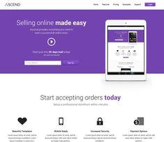Responsive eCommerce, templates - LemonStand