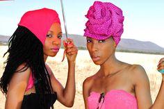 African Fashion Gets Rocked by GaTsh Fros