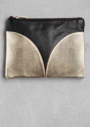 Leather purse ...  :)