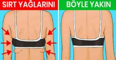 How To Tone Upper Body Remove Back Fat With These Amazing Exercises Chest And Back Workout, Back Fat Workout, Butt Workout, Dos Gras, Easy Workouts, At Home Workouts, Swollen Belly, Upper Back Muscles, Stretch Routine