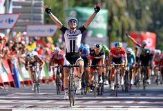 Vuelta a España 2014 - Stage 4: Mairena del Alcor - Córdoba 164.7km - John Degenkolb (Giant-Shimano) wins stage 4