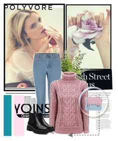"""Yoins Contest"" by majagirls ❤ liked on Polyvore featuring La Cartella, women's clothing, women's fashion, women, female, woman, misses, juniors and yoins"