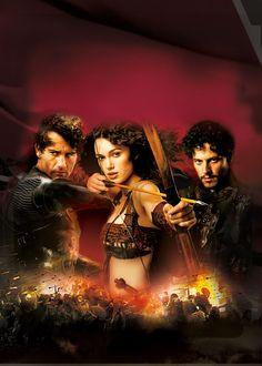 King Arthur (2004) - Movie Key Art