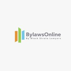 Rebrand a unique legal business for BylawsOnline by real dreams