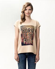 55003 / 15 SS #CrossJeans #t_shirt #bohemian