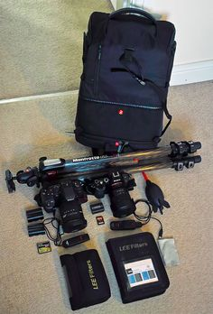 """""""With all these potential hazards then, we need to know that our kit is going to be protected for those precarious walks and #climbs in between taking the shots. I spent a couple of days in #Filey on the rugged #Yorkshire coast with the #Manfrotto Advanced Tri #Backpack to protect my #kit."""""""