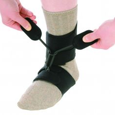 Boxia Drop Foot Shoeless Attachment - Insole Clinic » Insole Clinic