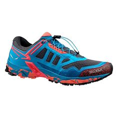 c805623685c1 Salewa Womens Ultra Train Mountain Training Shoe MagnetHot Coral 8 M US      For