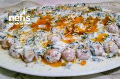 Ispanaklı Yuvalama Tarifi – Vegan yemek tarifleri – The Most Practical and Easy Recipes Vegan Dinner Recipes, Vegan Dinners, Turkish Recipes, Ethnic Recipes, Good Food, Yummy Food, Snacks Für Party, Middle Eastern Recipes, Food And Drink