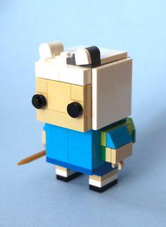 Brickheadz Finn