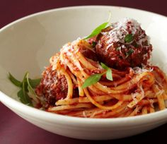 Spaghetti with Spicy Roasted Tomatoes | Donatella's Blog