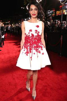 Amal Clooney continues to step out in style. Here are 84 of her best fashion moments: