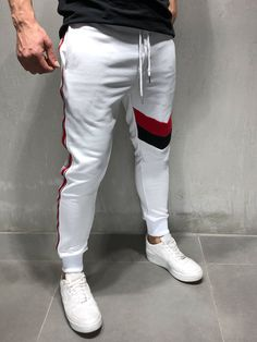 Fashion men's sweatpants new jogger men's pants casual men's fitness sportswear bodybuilding trousers men's clothing Track Pants Mens, Mens Sweatpants, Fashion Joggers, Mens Clothing Styles, Men's Clothing, Mens Fitness, Long Sleeve Shirts, Men Casual, Men's Pants