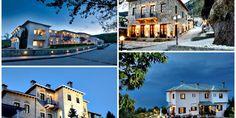 Διαγωνισμός Part 1: Κερδίστε τριήμερα σε ξενοδοχεία της επιλογής σας. | taxidia24.gr Mansions, House Styles, Home Decor, Mansion Houses, Decoration Home, Manor Houses, Villas, Fancy Houses, Interior Design