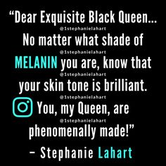 Melanin Quotes Pleasing Melanin Poppin' Quotesstephanie Lahartblack Women And Black