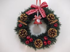 Christmas Wreaths, Holiday Decor, Winter, Crafts, Home Decor, Crowns, Christmas Garlands, Winter Season, Crafting