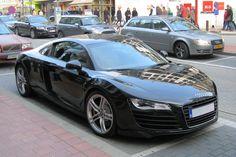 Audi R8, wow