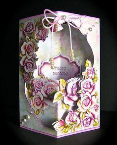 Card Gallery - Pretty Pastels 3D Window Box Mini Kit