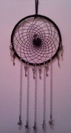 Monster Catcher  Dream Catcher by ThemeDreams on Etsy, $38.50
