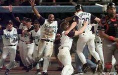 Marlins de La Florida, Campeones 1997