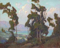 elmer wachtel paintings | Elmer Wachtel - Santa Barbara