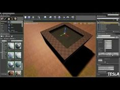 Unreal Engine 4 Tutorial - Quick Swimmable Water - YouTube