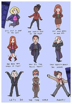 Can we discuss how perfect it is that Captain Jack Harkness is doing the pelvic thrust?!