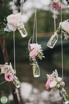 Inexpensive backyard wedding decor ideas 02